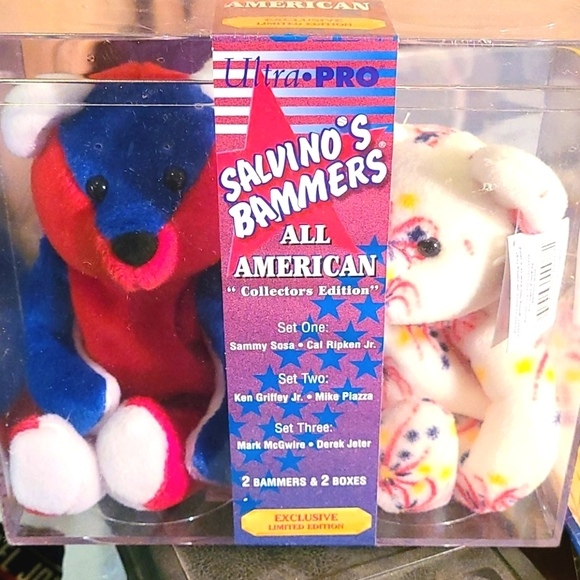 SALVINO'S BAMMERS ALL AMERICAN 1999 MLB COLLECTORS